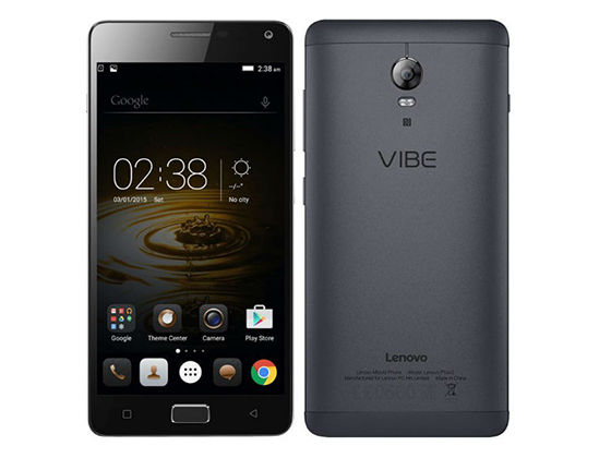 3. Lenovo Vibe P1 Turbo