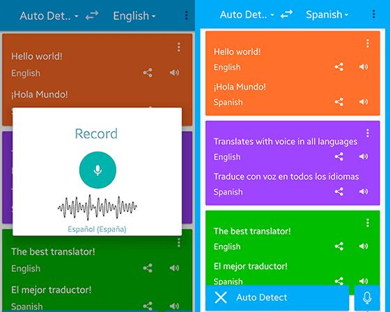 Aplikasi Penerjemah Bahasa Translate Voice