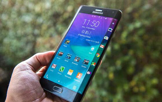 Samsung Galaxy Note 8 Layar 4k