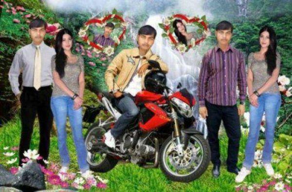 Gambar Photoshop Gagal Orang India 1