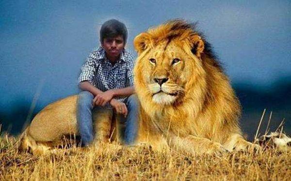 Gambar Photoshop Gagal Orang India 22