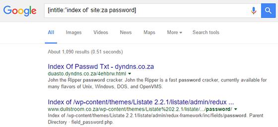 google hacking 3