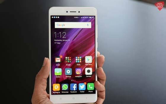 Varian Baru Xiaomi Redmi Note 4 3