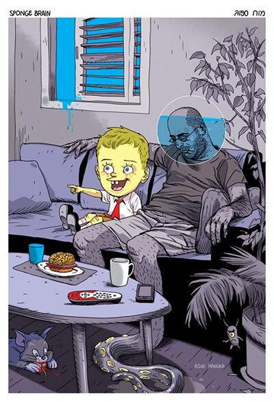 ilustrasi dunia sakit jiwa 10