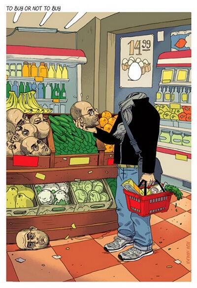ilustrasi dunia sakit jiwa 6