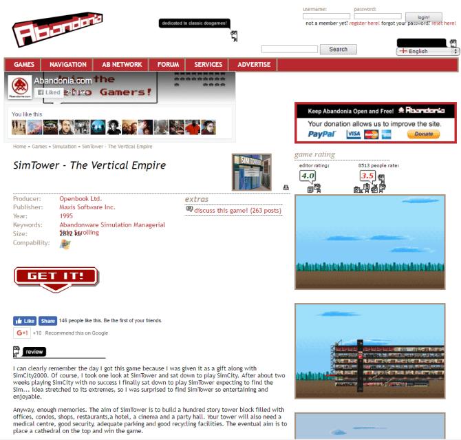 Situs Download Game Jadul 1