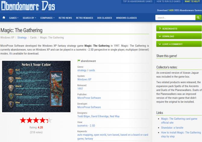 Situs Download Game Jadul 2