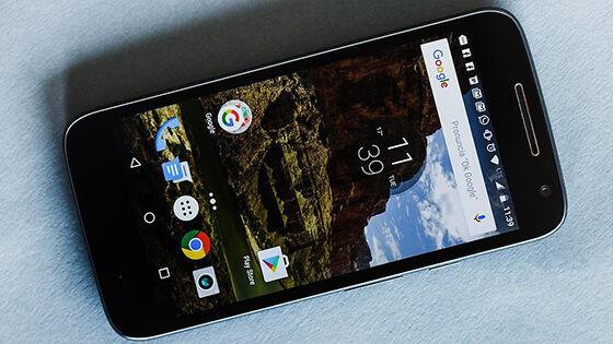 Layar Smartphone 2