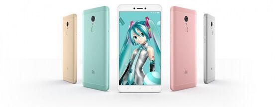 Xiaomi Hatsune Miku 2