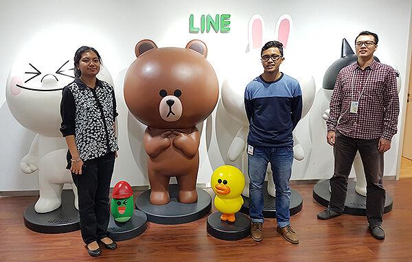 Line Team