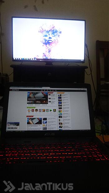 Mengubah Tv Jadi Monitor 5