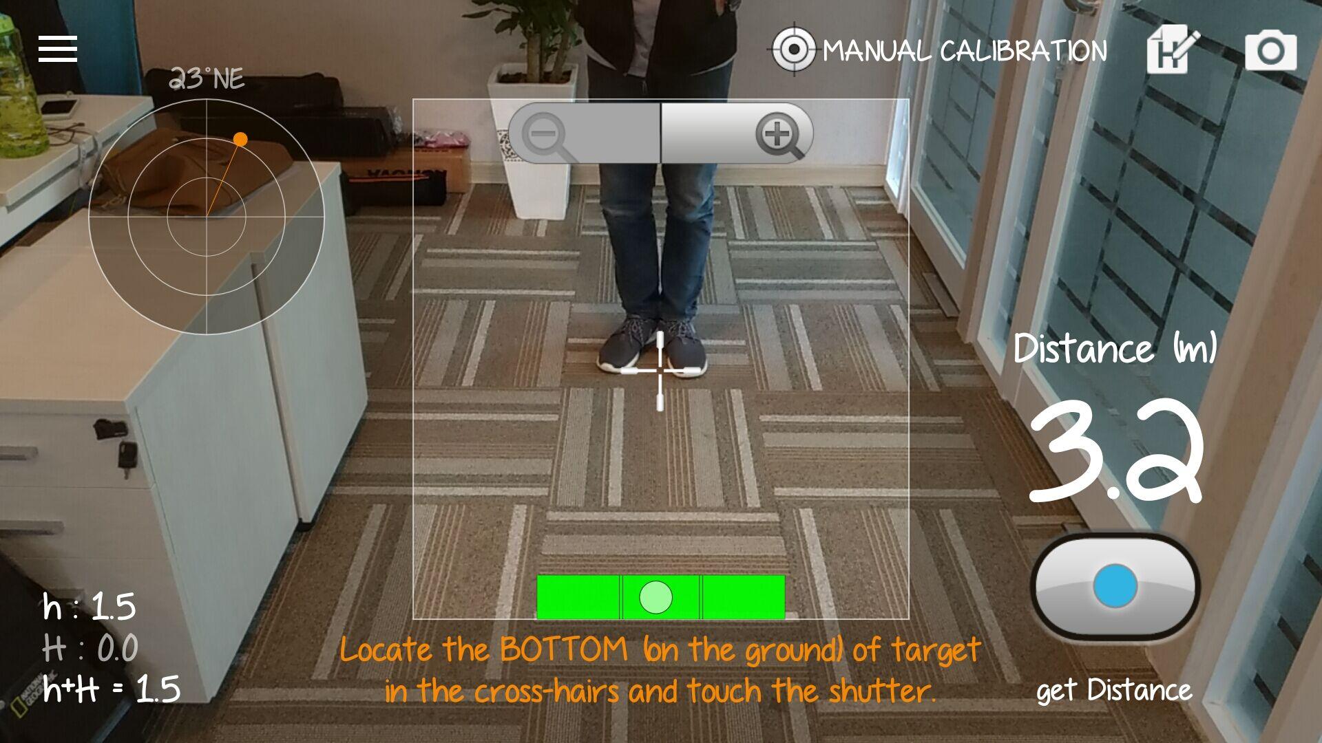 Cara Menguku Tinggi Badan Dengan Smartphone 2