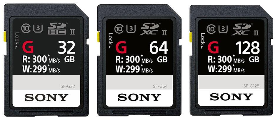 Sony Sd Card Tecepat Di Dunia Banner