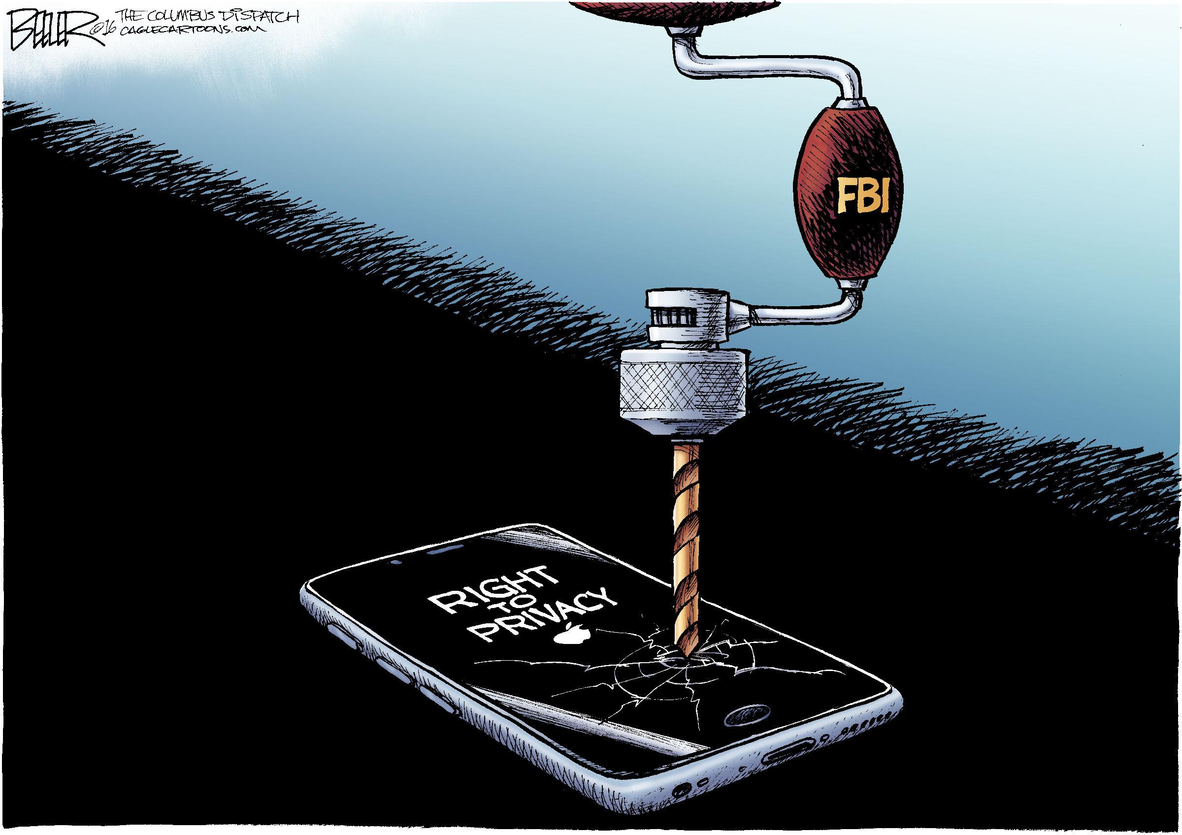 Apple Vs Fbi 2