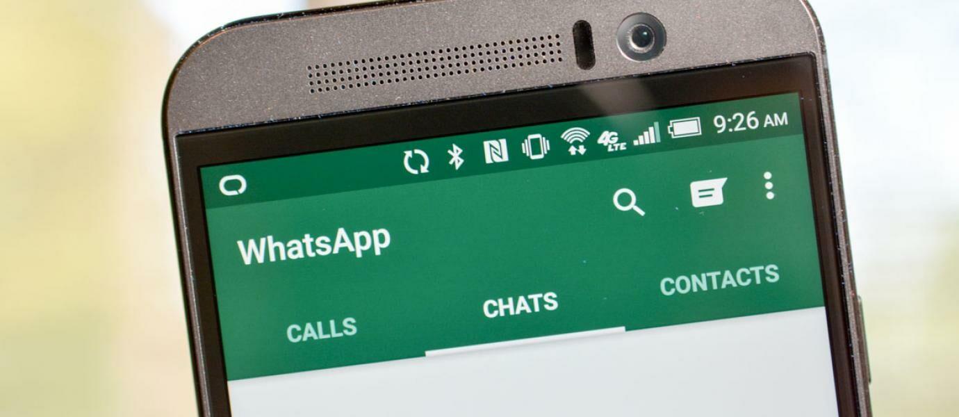 Cara Backup Percakapan Whatsapp