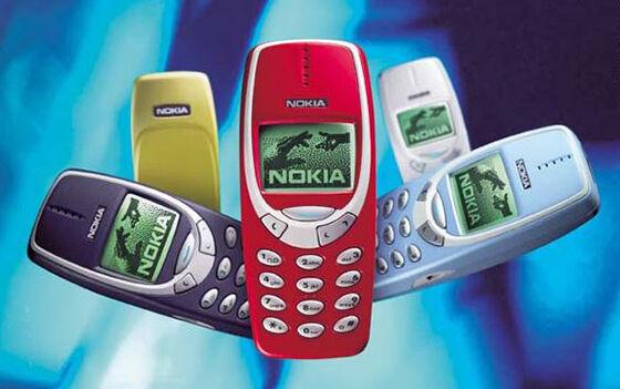 Warna Nokia 3310 Terbaru
