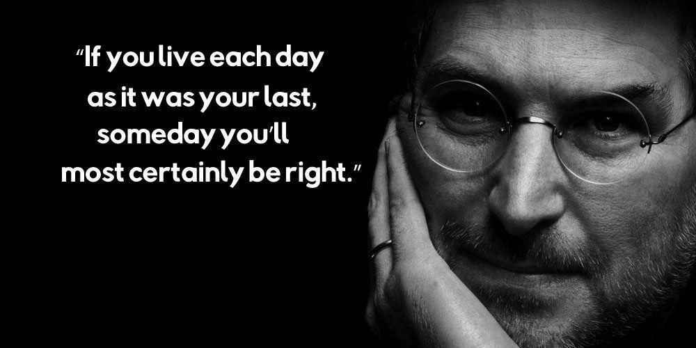 Jika Kamu Hidup Setiap Hari Seperti Itu Hari Terakhir Kamu Suatu Hari Nanti Kamu Pasti Benar