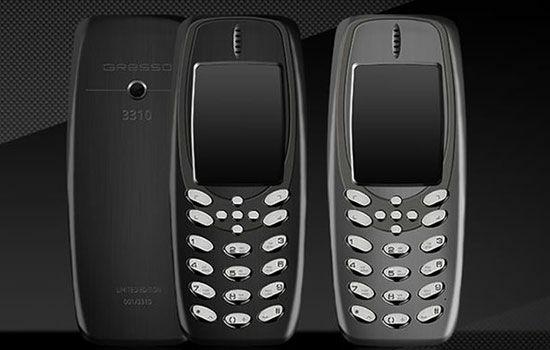 Nokia 3310 Gresso Mahal 3