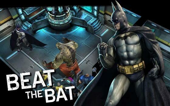 Batman Arkham Underworld Game Terbaru