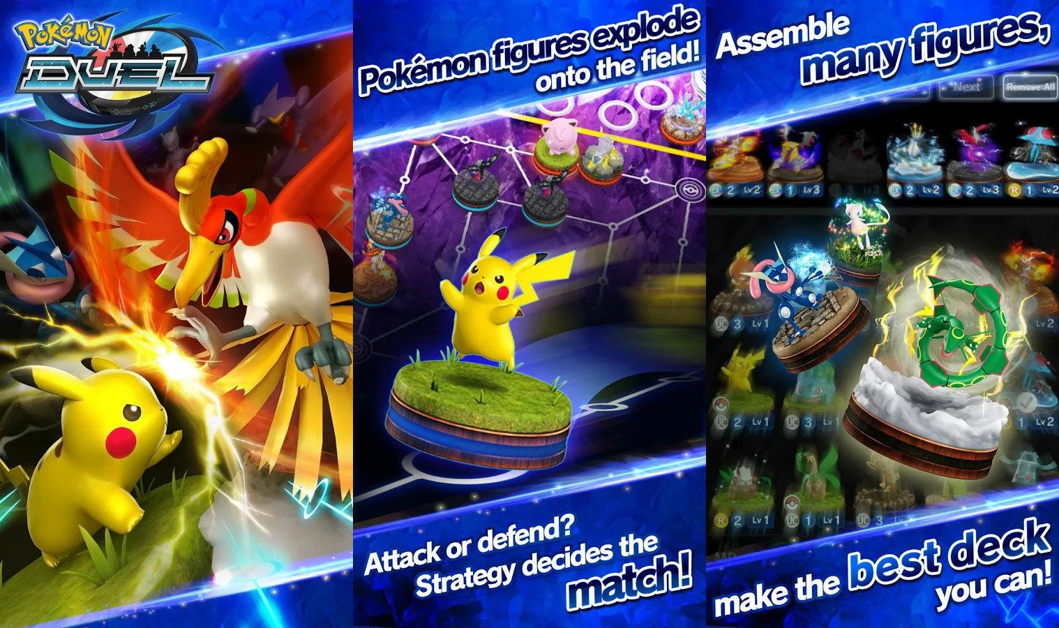 Pokemon Duel Game Terbaru
