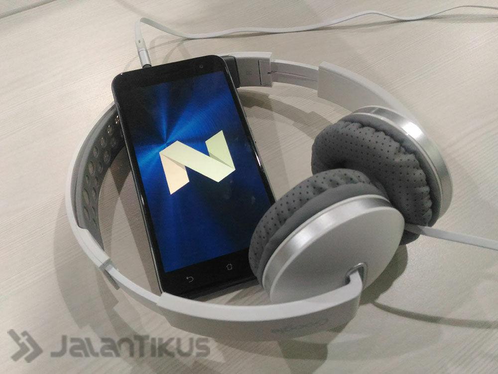 Download Android Nougat Secara Ota