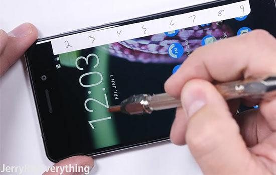 Nokia 6 Disiksa