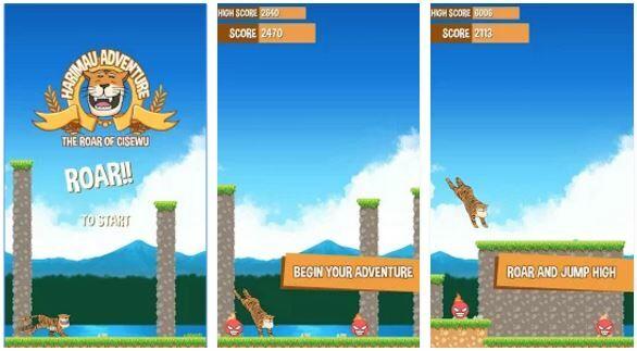 Game Macan Koramil Cisewu 2