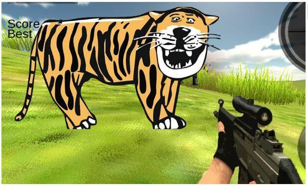 Game Macan Koramil Cisewu 4