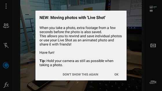 Cara Foto Bergerak Di Android 2