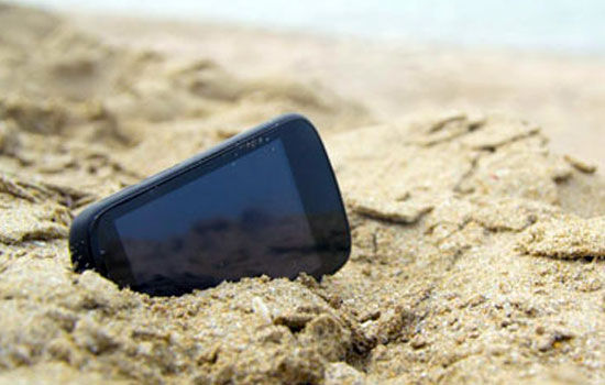 Penyebab Layar Smartphone Tergores