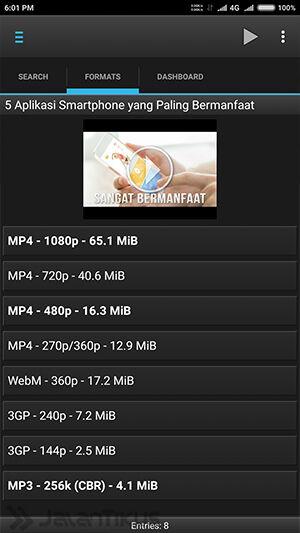 Cara termudah untuk download video dan lagu mp3 di youtube lewat.