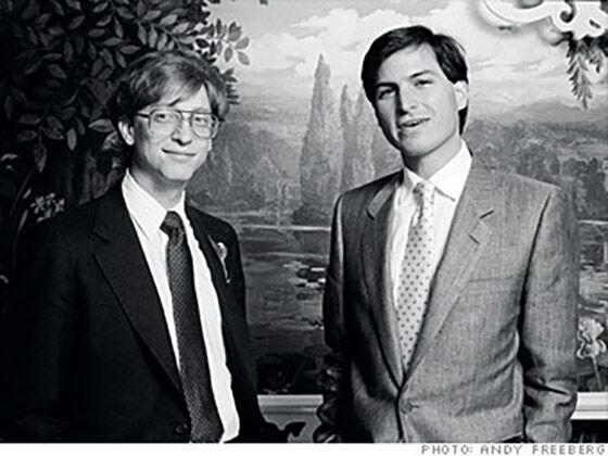 Bill Gates Vs Steve Jobs 3