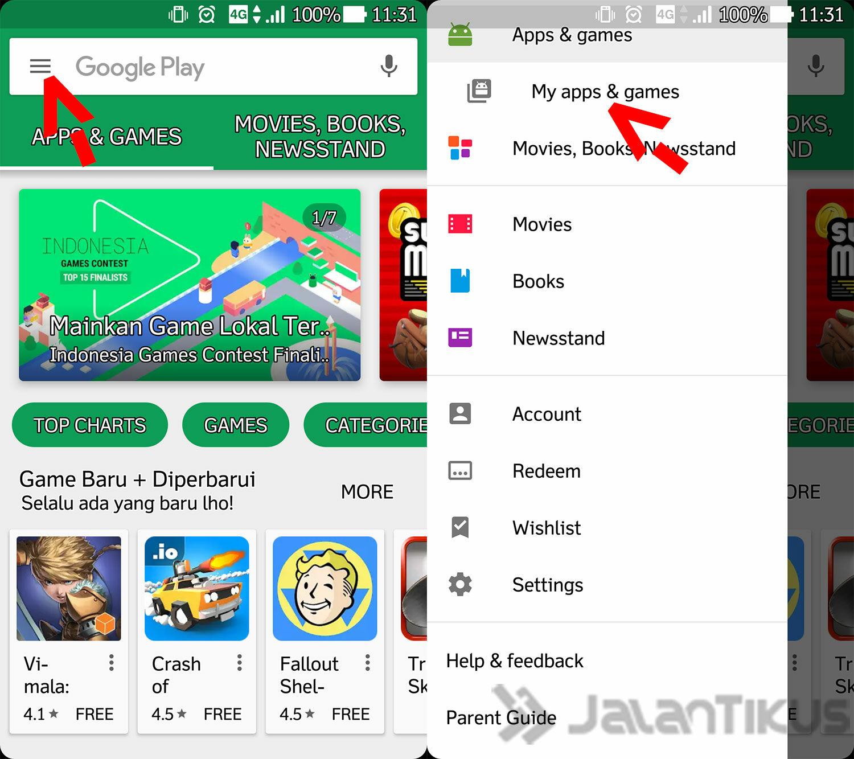 Cara Menjadi Beta Tester Android 1