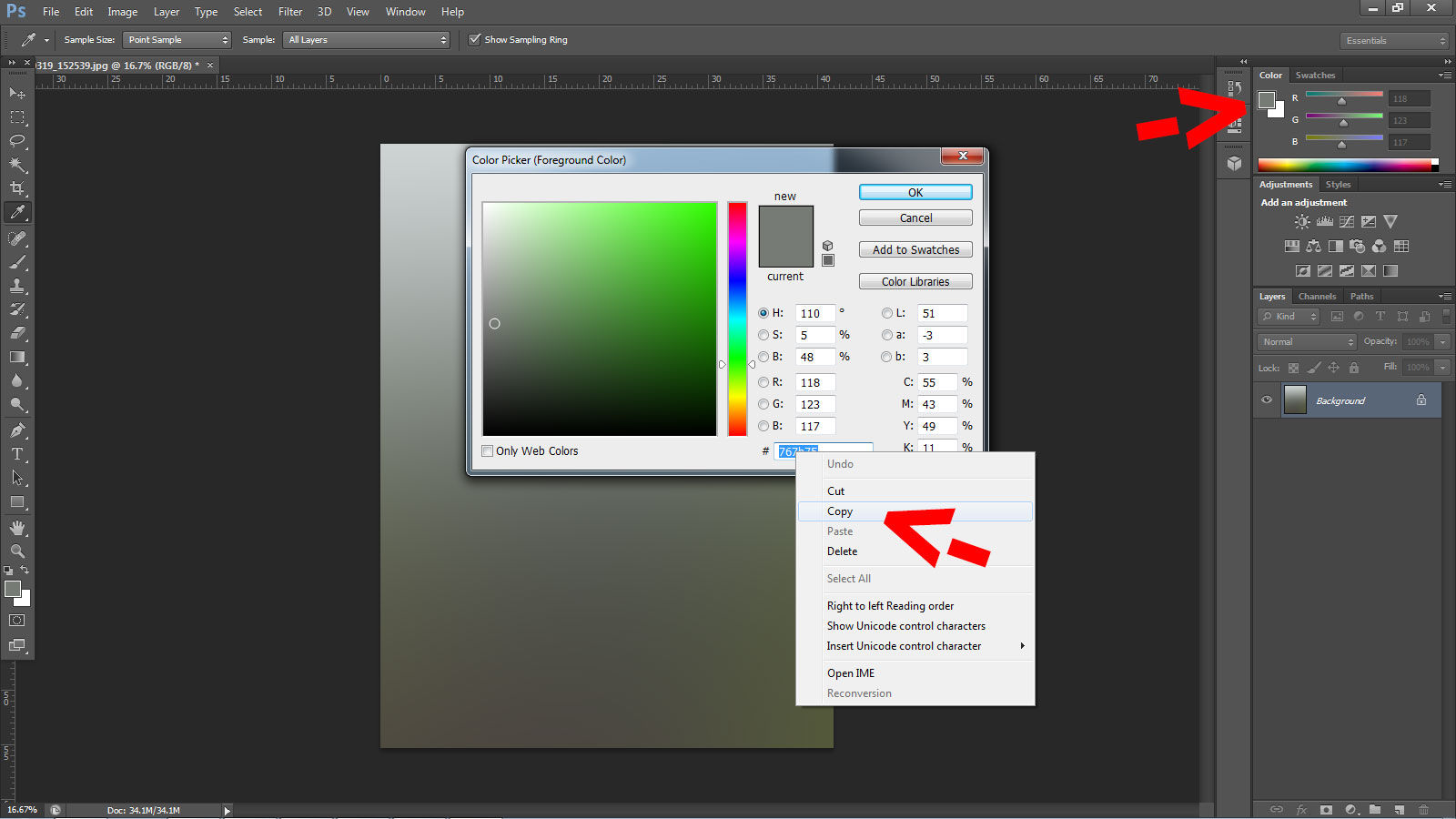 Cara Membuat Efek Instagram Di Photoshop 4