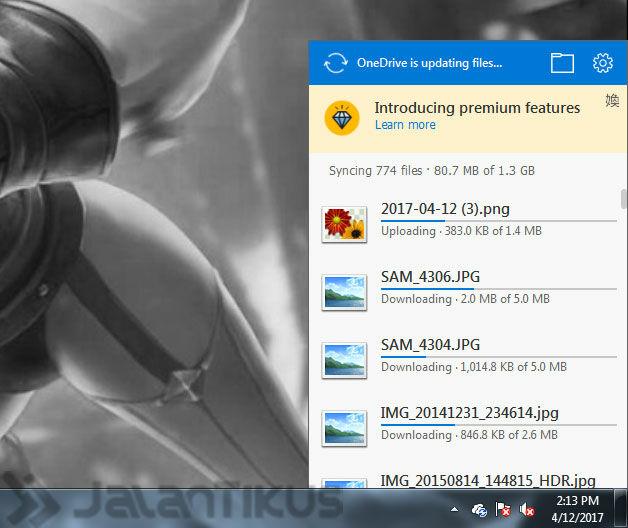 Cara Akses File Komputer Dari Android 6