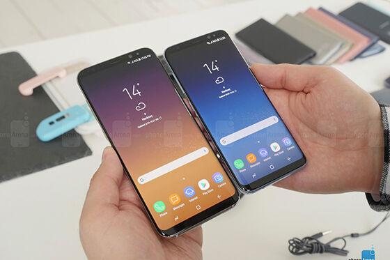 Samsung Galaxy S8 Haram Pakai Casing 2