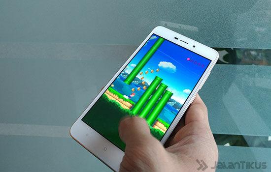 Review Xiaomi Redmi 4a 8