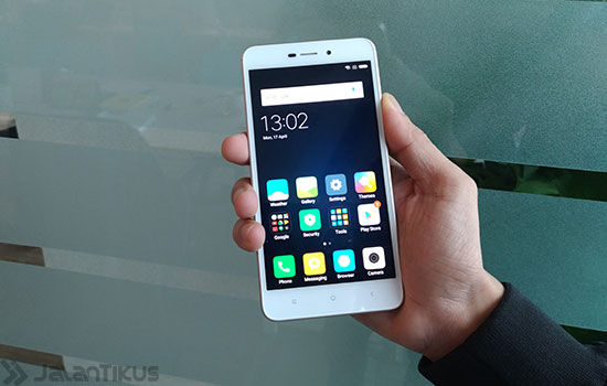 Review Xiaomi Redmi 4a 9
