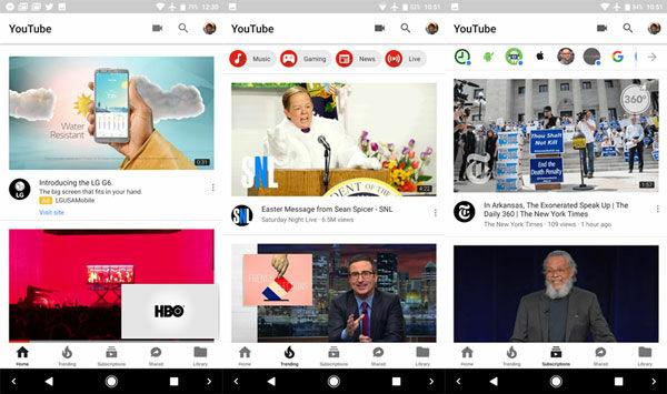 Google Rombak Youtube Android