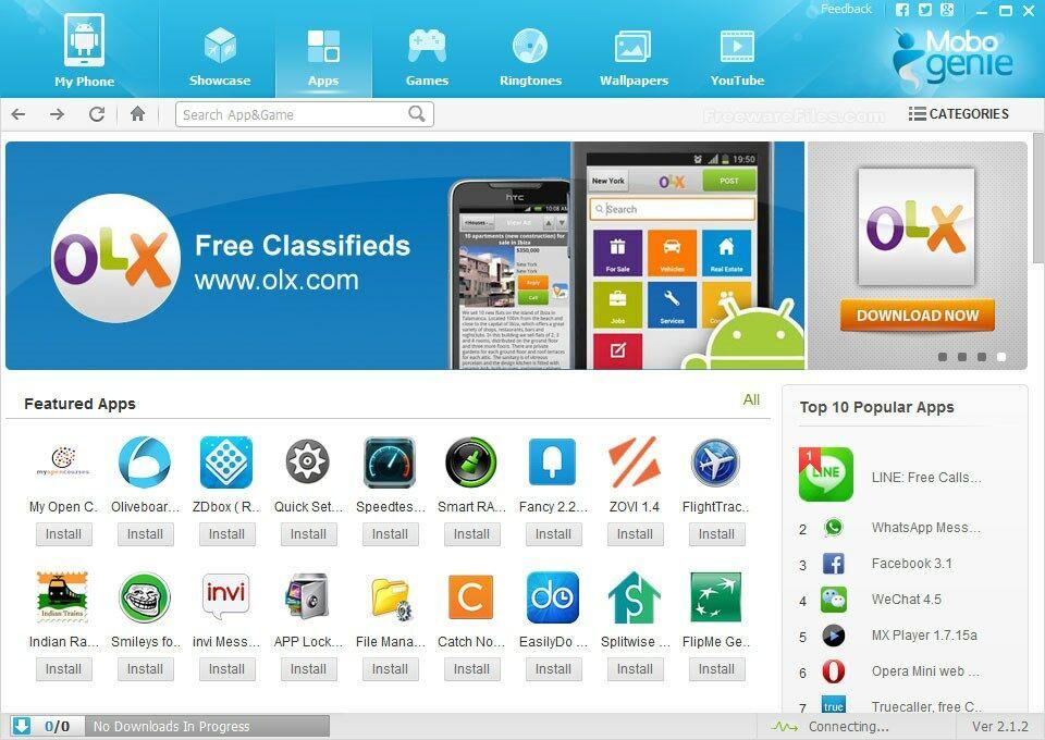 Aplikasi Penghambat Kinerja Smartphone 4