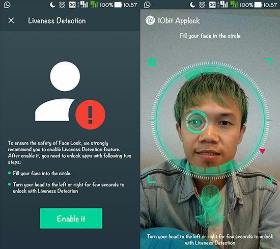 Cara Gunakan Face Recognition Galaxy S8 Di Semua Android 4