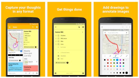 aplikasi menulis android 5