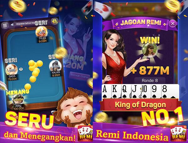 Game Kartu Remi Android 1