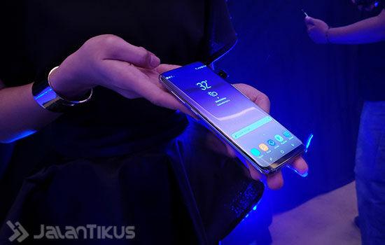 Samsung Galaxy S8 Di Indonesia 2