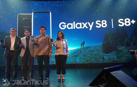 Samsung Galaxy S8 Di Indonesia 5