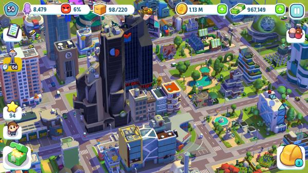 Foto Gameloft Citymania