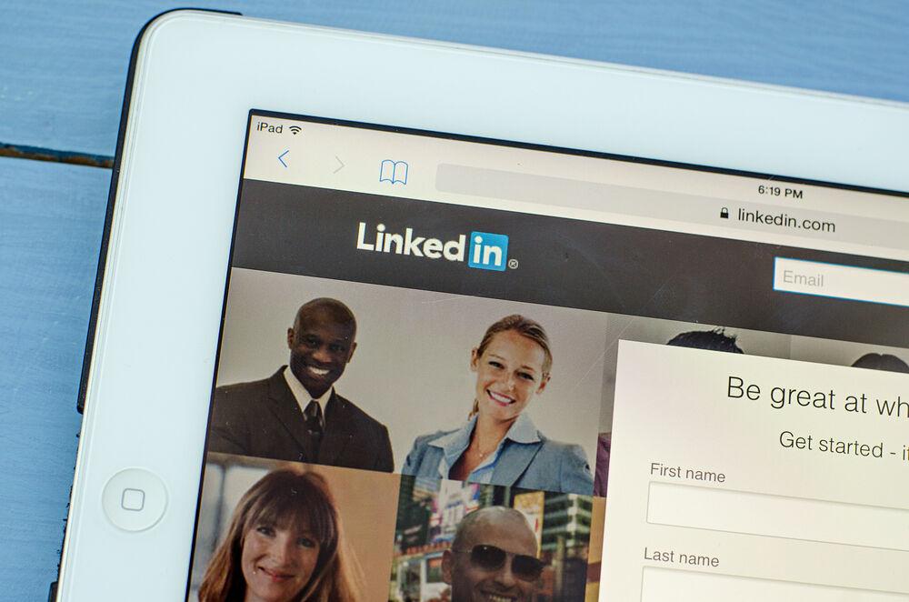 Sesuaikan Url Profil Linkedin