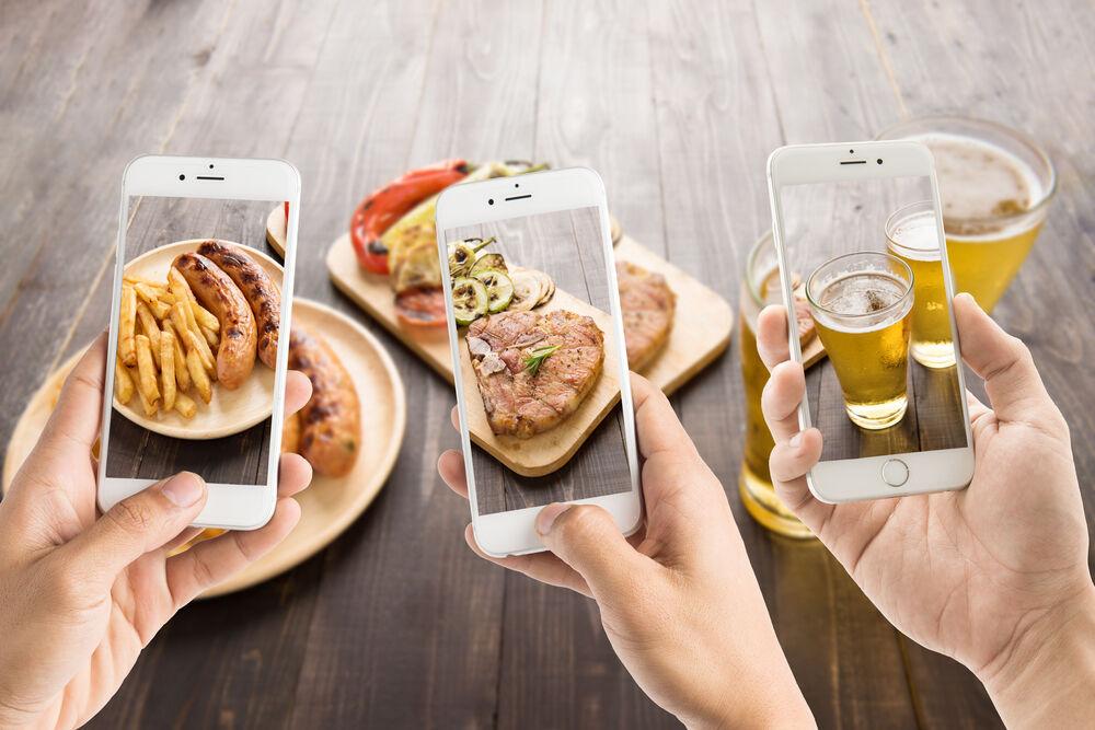 Jangan Lihat Gambar Makanan Di Instagram