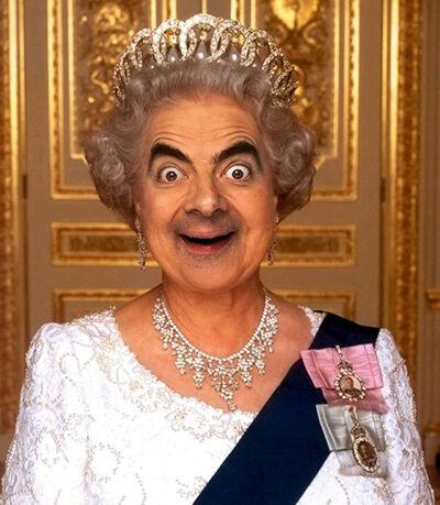 Foto Kocak Mr Bean 1