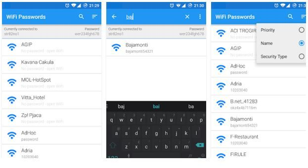 Password Wifi Android 3